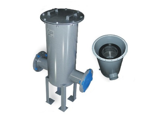 In-Line Air & Gas Filtering System