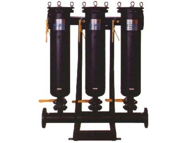 Modular Flow Liquid Bag Filters